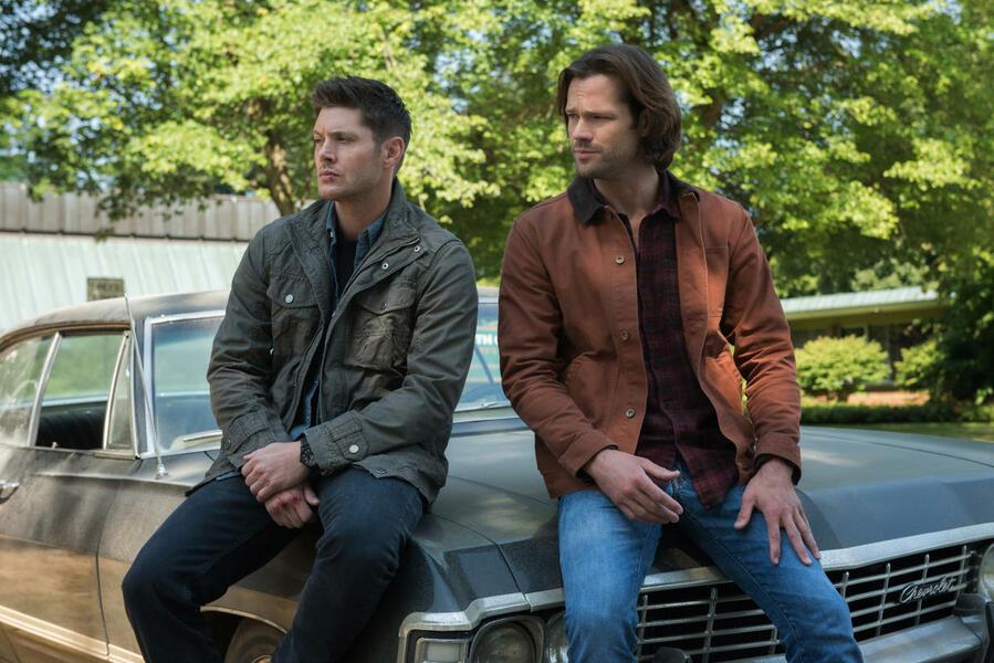 Supernatural So Haben Sich Jared Padalecki Und Jensen Ackles
