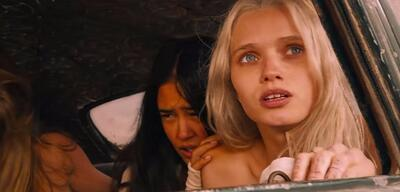 Abbey Lee in Mad Max: Fury Road