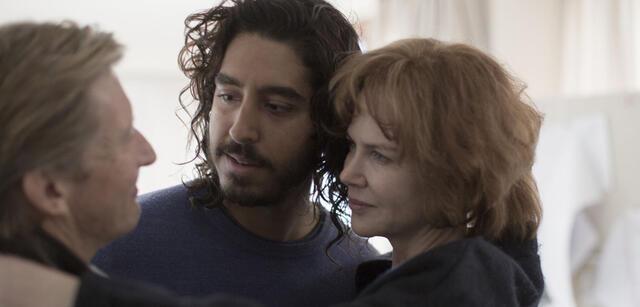 Dev Patel und Nicole Kidman