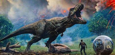Jurassic World 2: Das gefallene Königreich:Owen und ein T-rex
