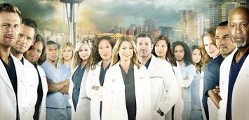 Bild zu:  Grey's Anatomy: Die Besetzung von Staffel 10