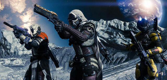 Unsere Alternativen zum Sci-Fi-Hit Destiny