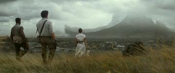 Der Todesstern in Star Wars 9: Der Aufstieg Skywalkers