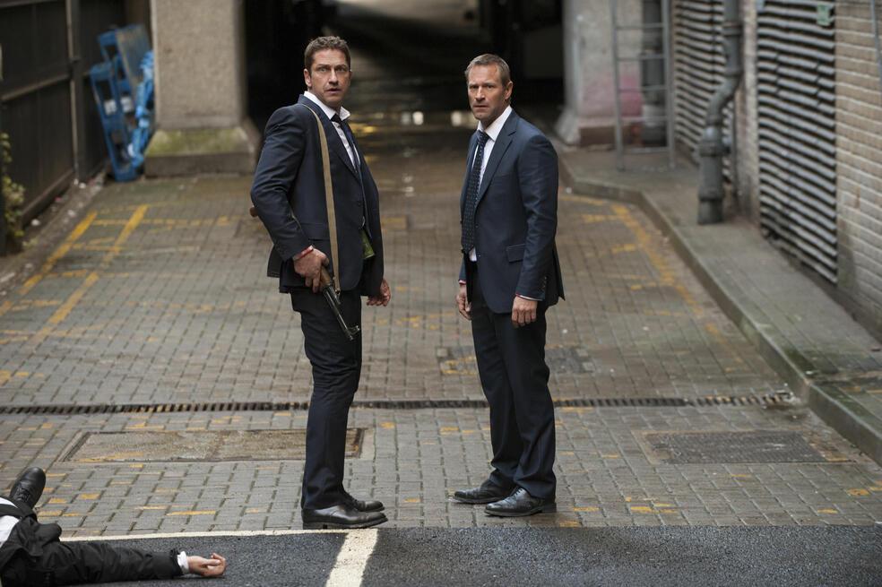 London Has Fallen mit Gerard Butler