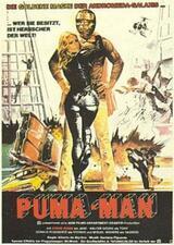Der Puma-Man - Poster