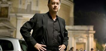 Bild zu:  Tom Hanks als Robert Langdon