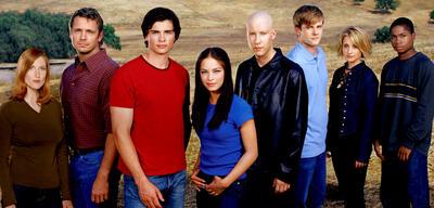 Der Cast der ersten Staffel von Smallville