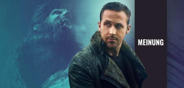 Ryan Gosling und der Wolfman