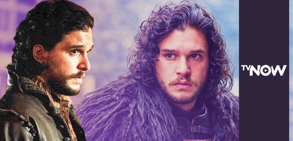 Kit Harington in Gunpowder und Game of Thrones