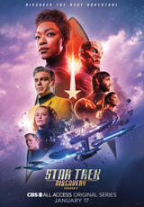 Star Trek: Discovery - Staffel 2 - Poster