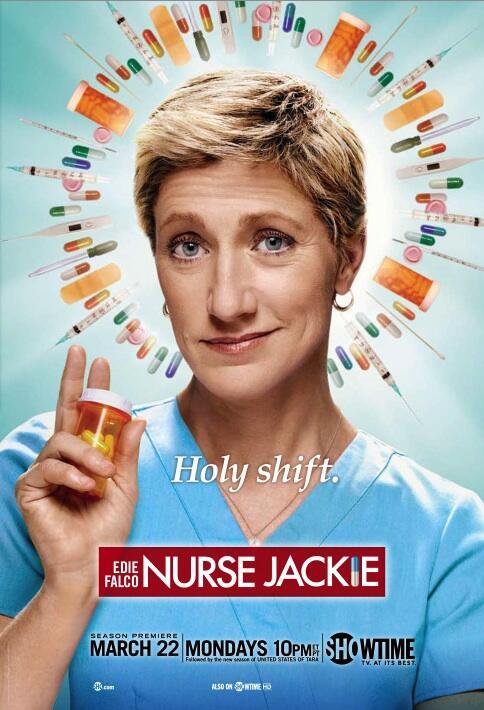 Nurse Jackie Serie 2009 2015 Moviepilot De