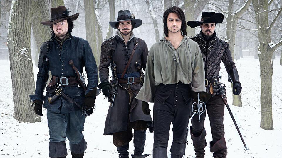 Die Musketiere mit Santiago Cabrera