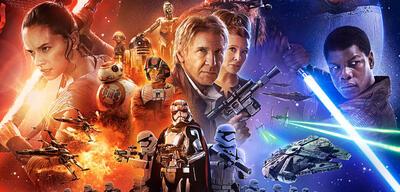 Star Wars Episode 7: Das Erwachen der Macht