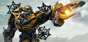 Bild zu:  Bumblebee aus Transformers