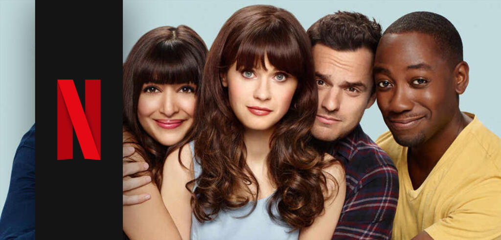 New Girl auf Netflix