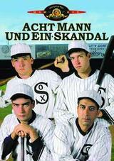 Acht Mann und ein Skandal - Poster
