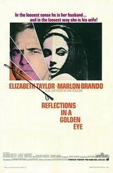 Spiegelbild im goldenen Auge - Poster