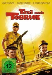 Taxi nach Tobruk