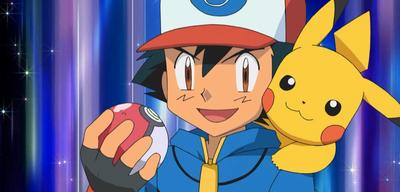 Wird er älter oder doch nicht? Ash in Pokémon