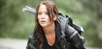 Bild zu:  Jennifer Lawrence in Catching Fire