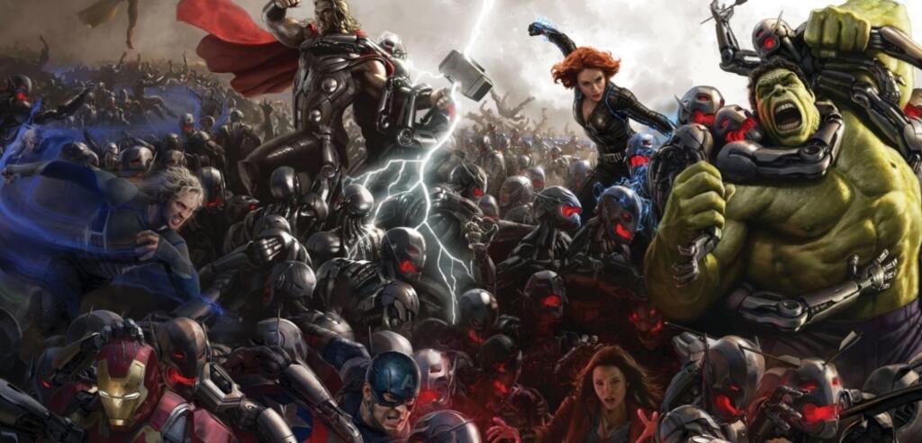 Konzeptbild zu The Avengers 2: Age of Ultron