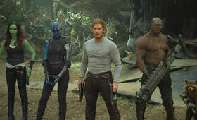 Guardians of the Galaxy Vol. 2 mit Chris Pratt, Zoe Saldana, Karen Gillan und Dave Bautista - Bild 15