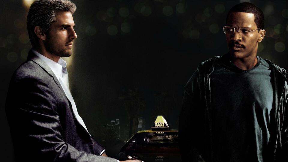 Collateral mit Tom Cruise und Jamie Foxx
