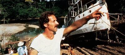 Genie & Wahnsinn: Werner Herzog am Set von Fitzcarraldo