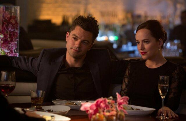 Need for Speed mit Dominic Cooper und Dakota Johnson