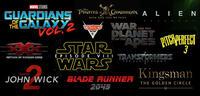Bild zu:  Titel kommender Sequels
