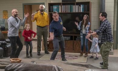 Chaos auf der Feuerwache mit John Leguizamo, John Cena, Keegan-Michael Key, Brianna Hildebrand, Tyler Mane, Christian Convery und Finley Rose Slater - Bild 9