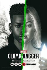 Marvel's Cloak and Dagger - Staffel 2 - Poster