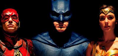 Justice League: The Flash, Batman und Wonder Woman