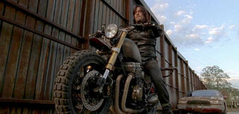 Norman Reedus als Daryl in The Walking Dead