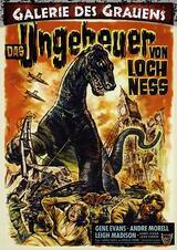 Das Ungeheuer von Loch Ness - Poster