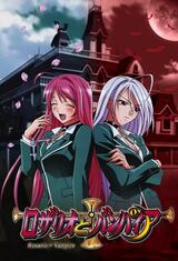 Rosario + Vampire - Poster