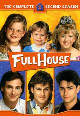 Full House - Staffel 2 - Poster