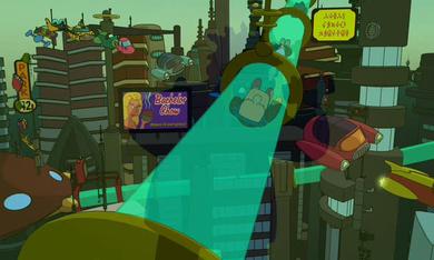 Futurama - Bender's Big Score - Bild 1