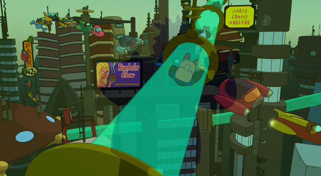Futurama - Bender's Big Score - Bild 1 von 8