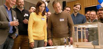 Downsizing: Kristen Wiig und Matt Damon treffen Mini-Menschen