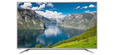 Der Hisense H65MEC5550 bietet ein 4K-Fernsehererlebnis.