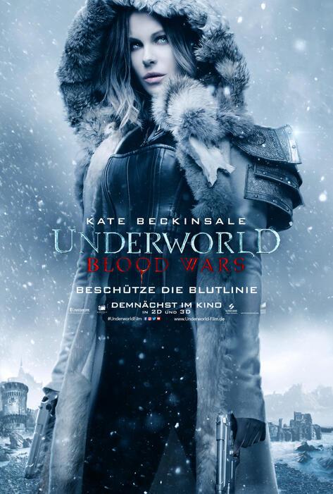 Underworld 5: Blood Wars mit Kate Beckinsale