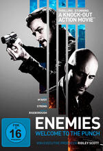 Enemies - Welcome to the Punch Poster