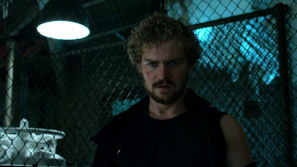 Marvel's Iron Fist, Marvel's Iron Fist Staffel 1 mit Finn Jones