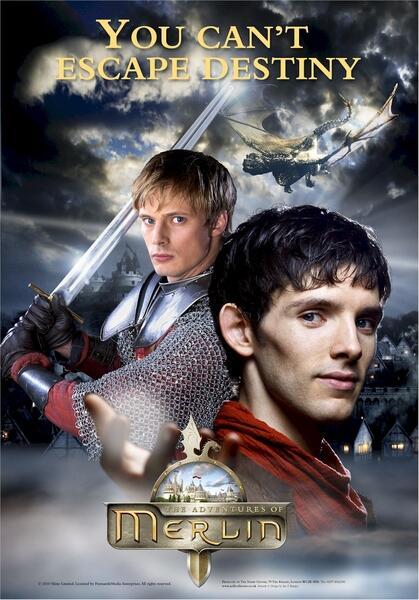 Merlin Die Neuen Abenteuer Serie Moviepilot De