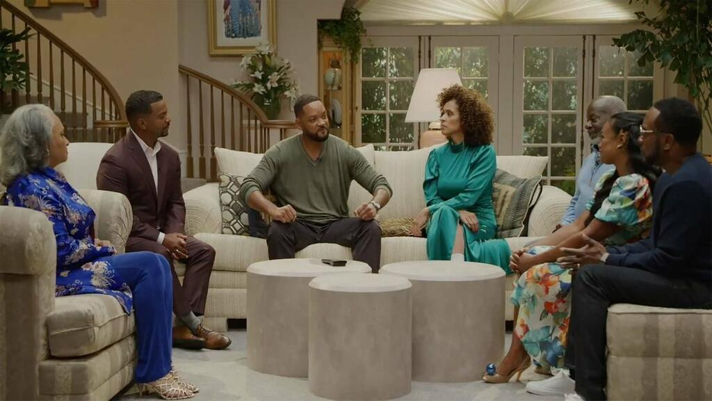 The Fresh Prince of Bel-Air Reunion