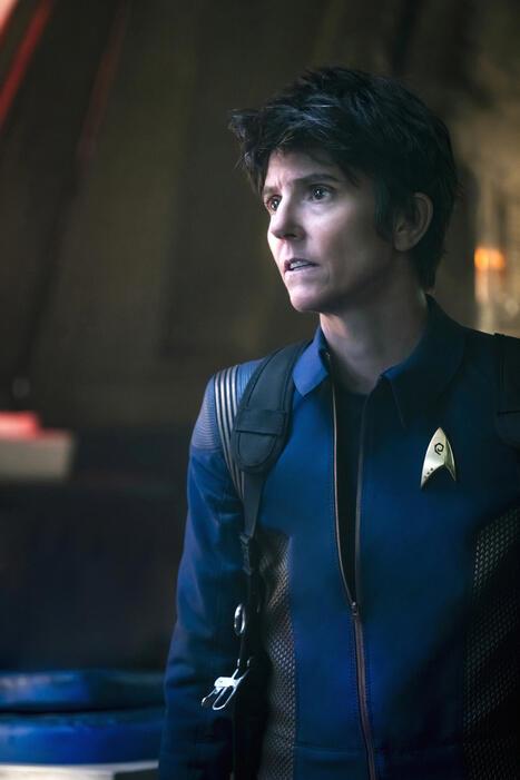 Star Trek: Discovery - Staffel 2, Star Trek: Discovery - Staffel 2 Episode 1 mit Tig Notaro