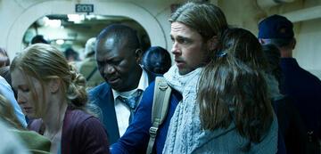Familienfreundliche Zombies: World War Z mit Brad Pitt