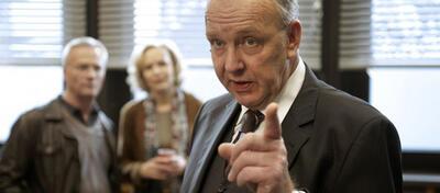 Christian Tasche als Staatsanwalt Wolfgang von Prinz