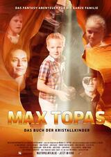 Max Topas - Das Buch der Kristallkinder - Poster